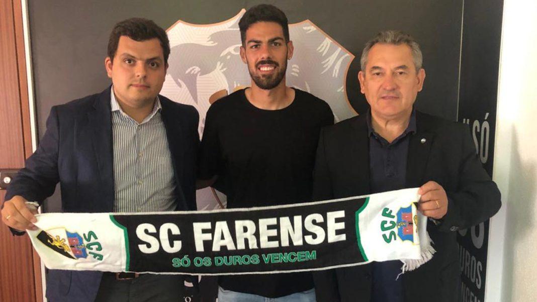 Miguel Bandarra no Farense