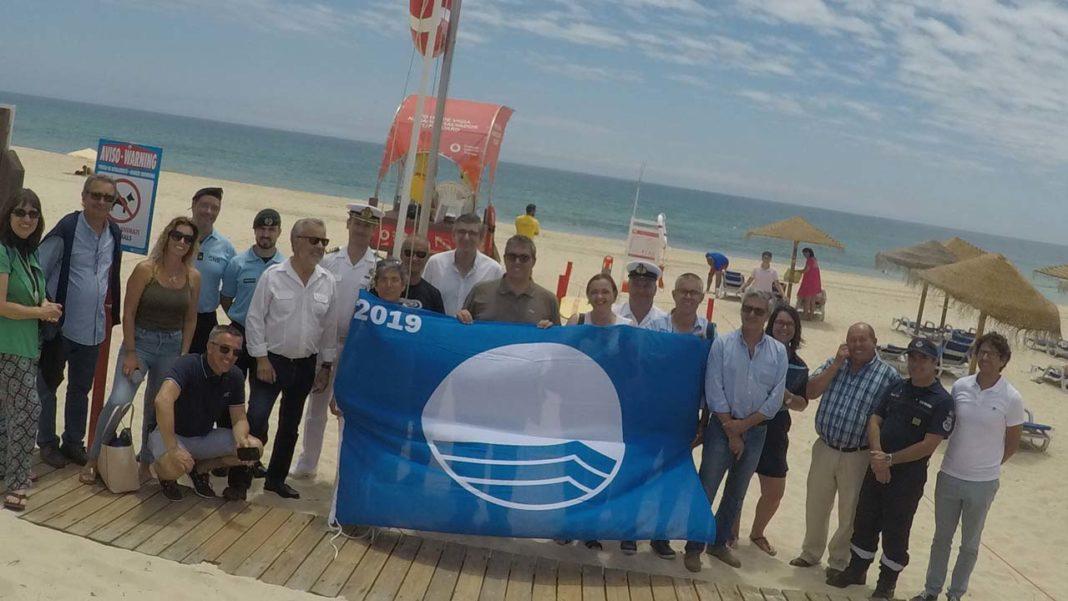 Praias de Tavira com Bandeira Azul