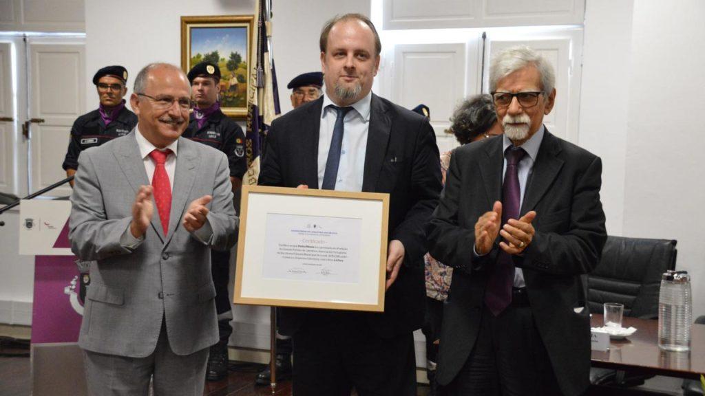 Pedro Mexia recebeu prémio literário