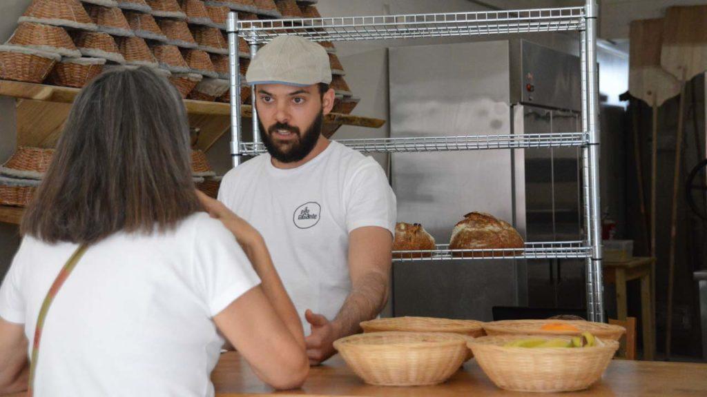 Pão Gigante em Loulé