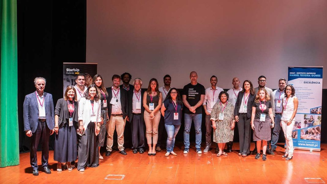 Final do Bootcamp de Aceleração da Startup Portimão 2019.