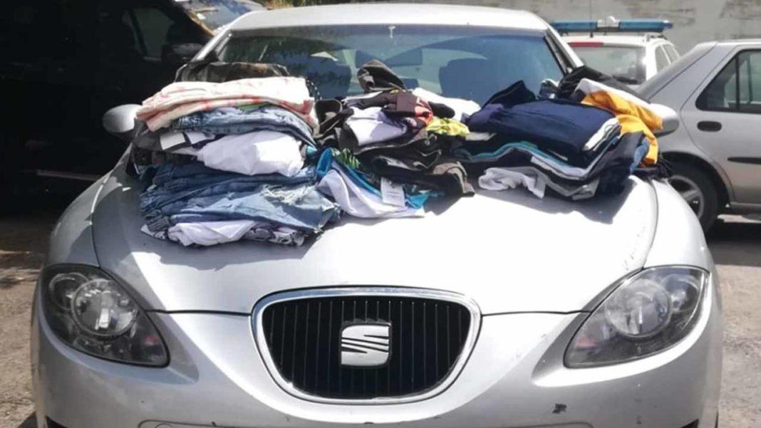 GNR deteém quatro por furto em centro comercial de Albufeira