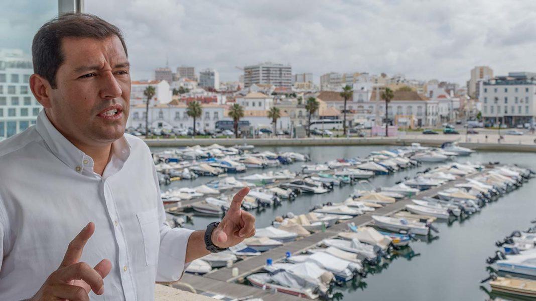 Volta ao Algarve 2019 do Ginásio Clube Naval de Faro