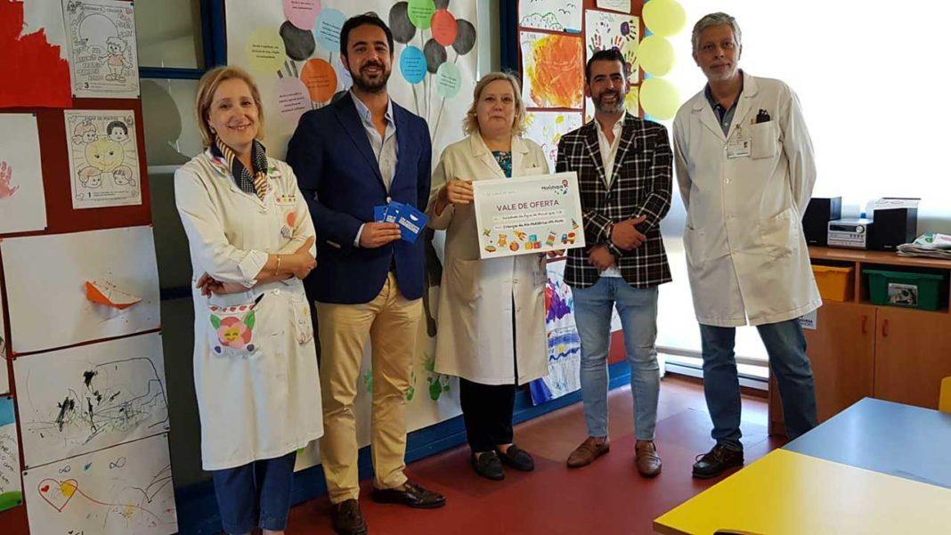 Água de Monchique entrega donativo ao IPO Porto