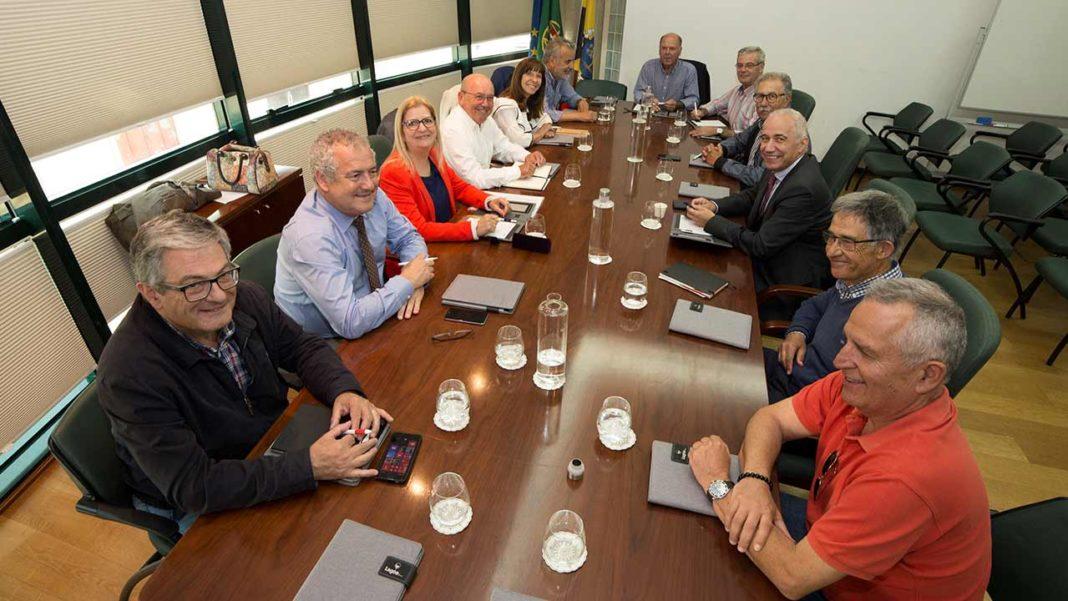 VII Encontro dos presidentes das Assembleias Municipais do Algarve em Lagoa