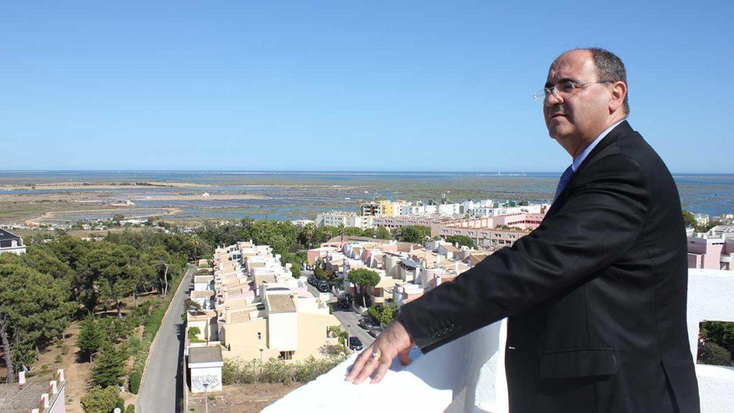 Rogério Bacalhau na Ermida de Santo António do Alto