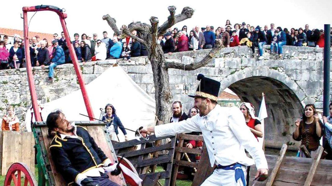 Olhão recorda o dia em que fez frente a Napoleão