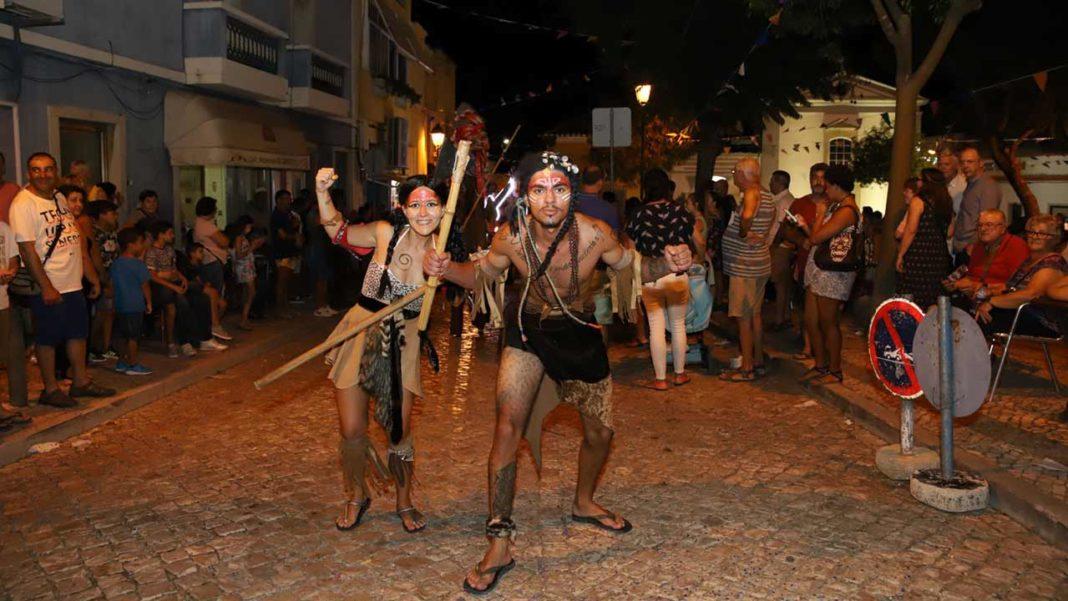 Carnaval de Verão em Moncarapacho