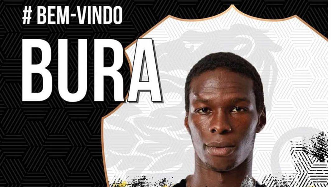 Bura assina pelo Sporting Clube Farense