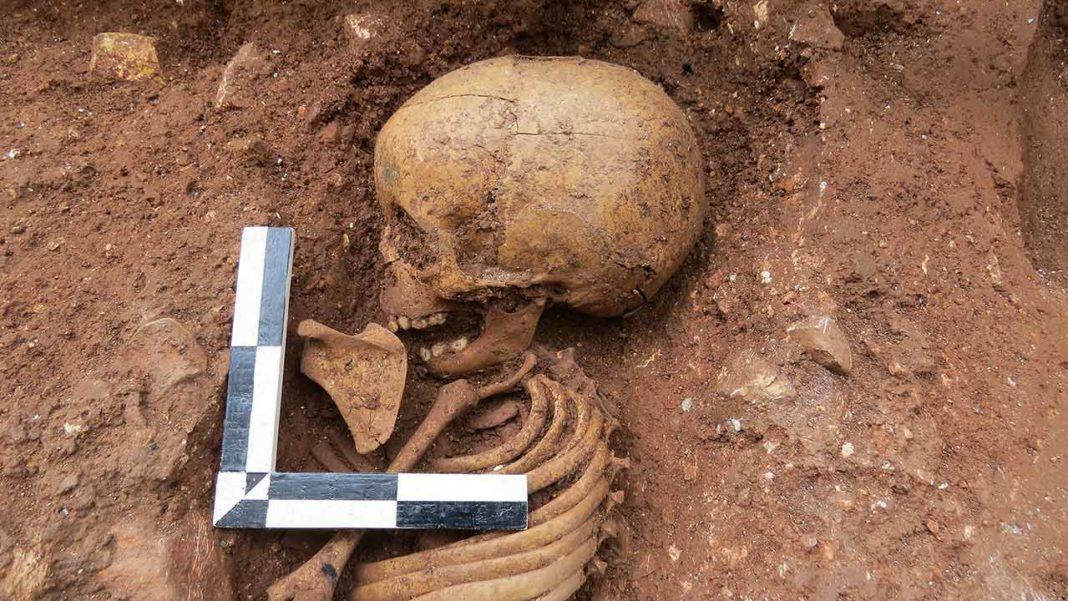 Achado inédito em Silves testemunha a violência da Reconquista Cristã