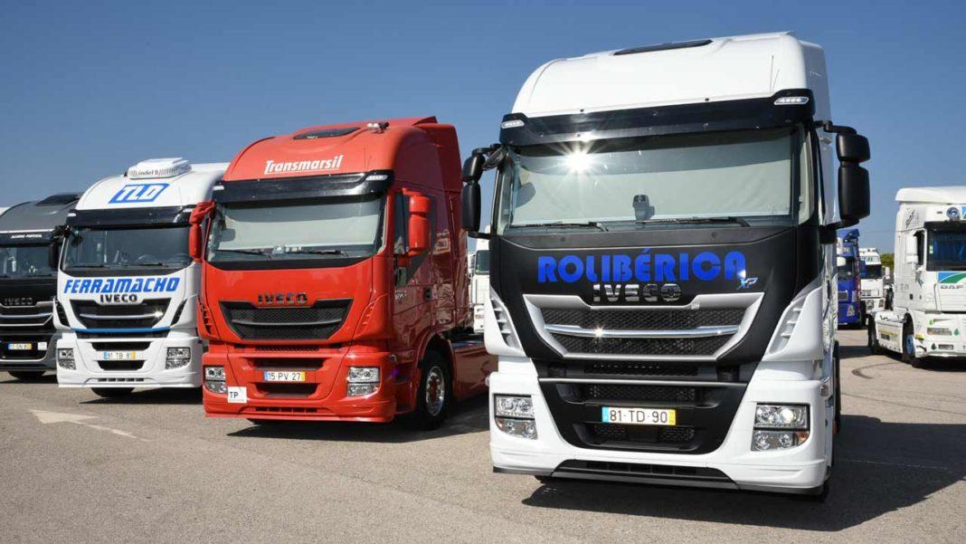 Encontro de Camionistas em Loulé