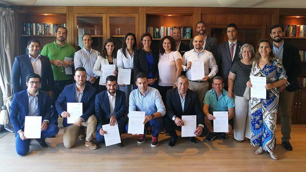 Associação dos Diretores de Hotéis de Portugal entregou os diplomas referentes aos Cursos de Especialização em Direção Hoteleira (CEDH) que decorreram no Algarve