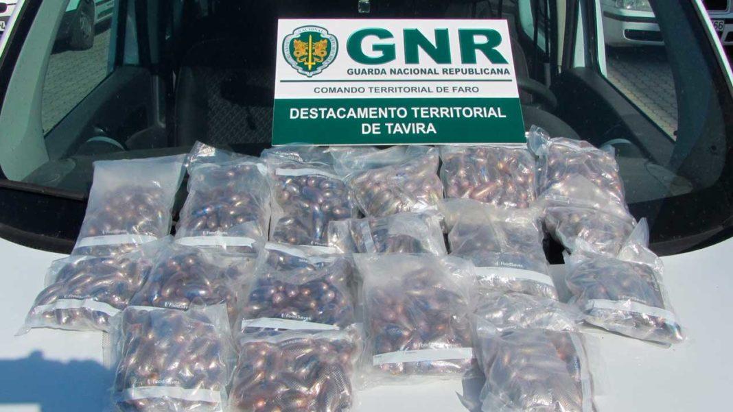 GNR apanha traficante