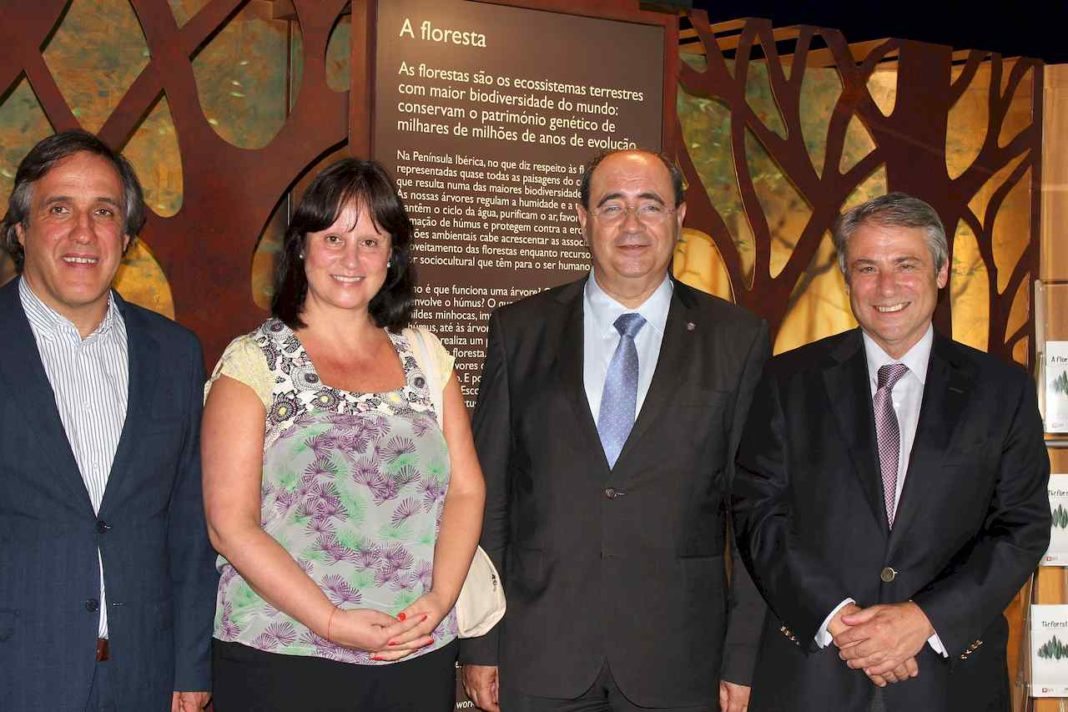 Inauguração Exposição «A Floresta»
