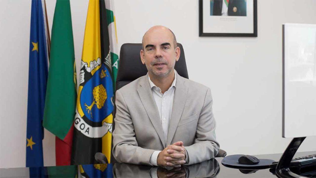 Luís Encarnação já preside à Câmara Municipal de Lagoa