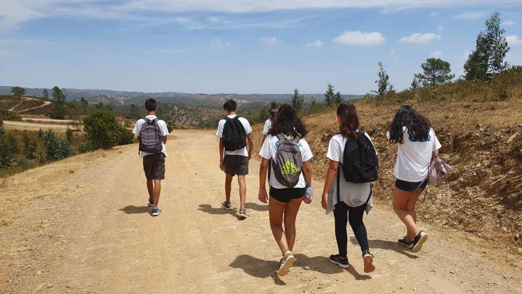 Jovens de Loulé vigiam florestas