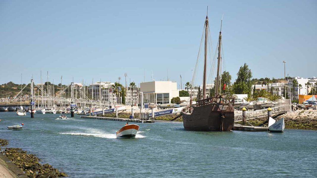 Ministério do Mar investe 413 mil euros na dragagem do porto de Lagos