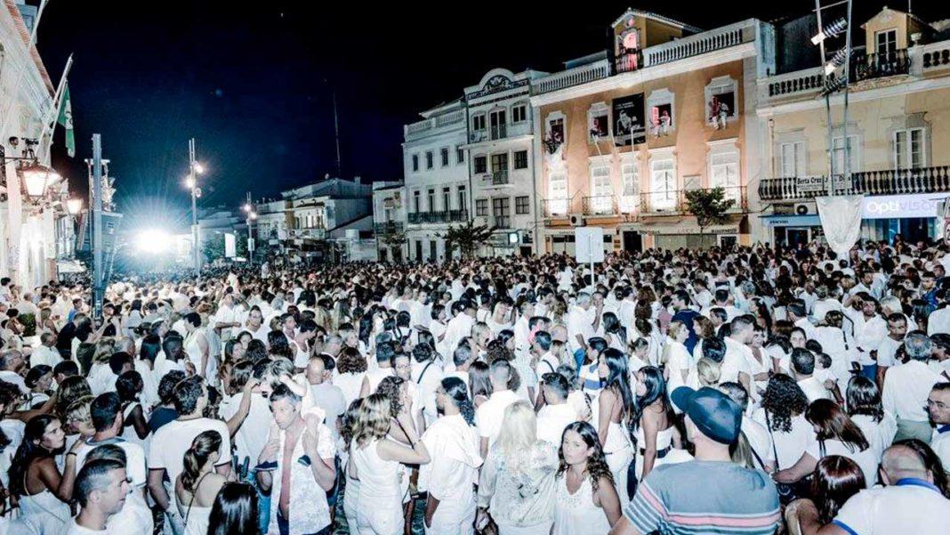 Noite Branca em Loulé