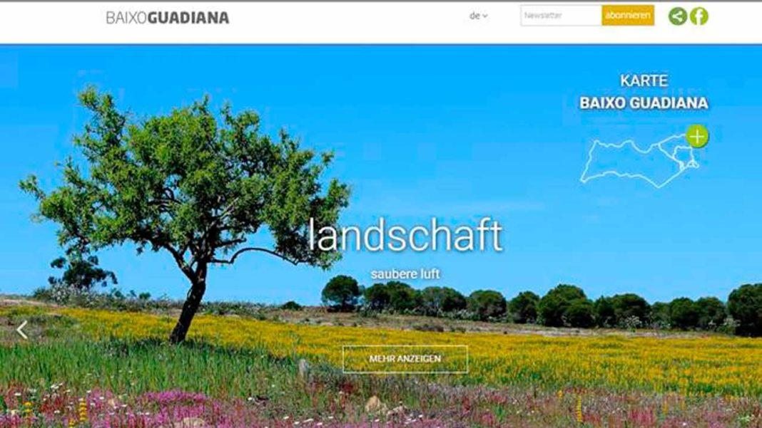 Site Baixo Guadiana