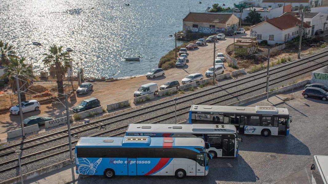 Utentes dos transportes públicos aumentam 25 por cento no Algarve