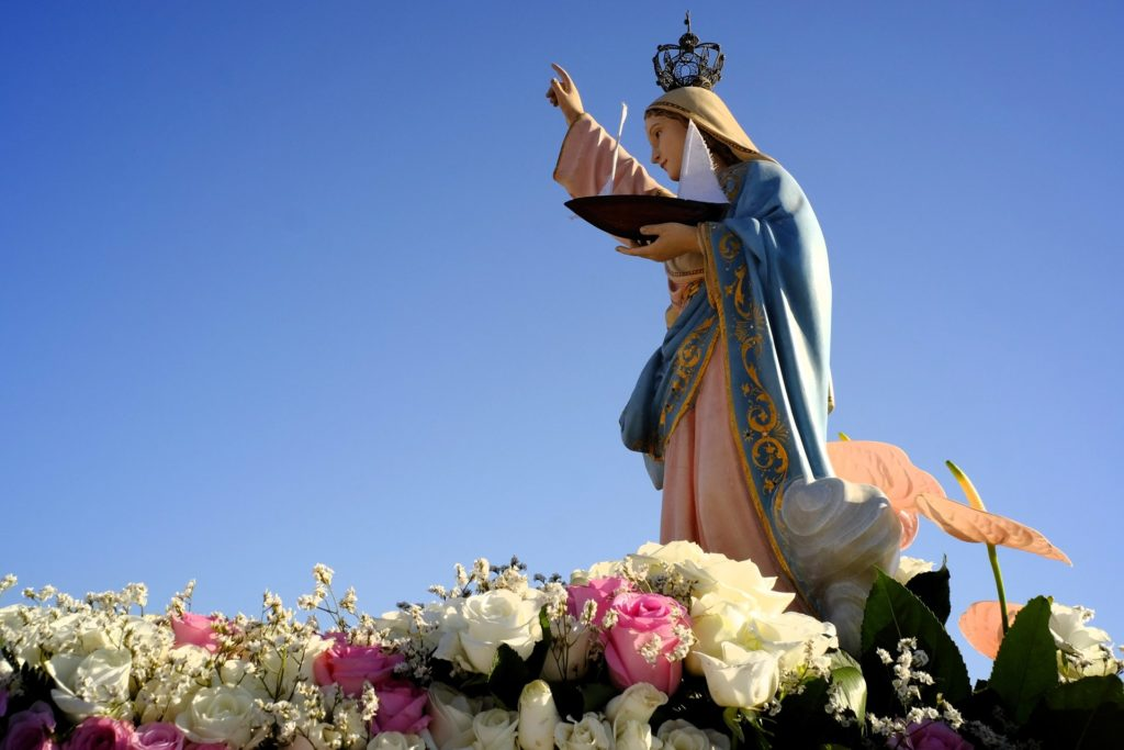 Nossa Senhora dos Navegantes, da Ilha da Culatra.
