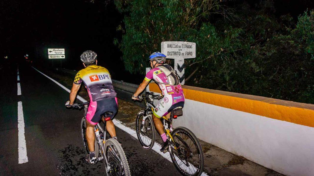 Clube BTT Terra de Loulé organiza passeio noturno no Ameixial