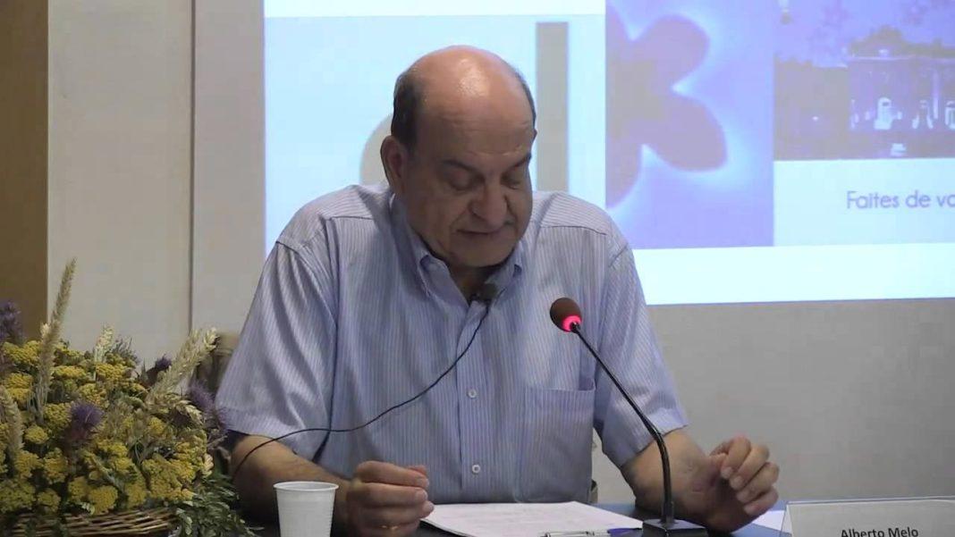 Alberto Melo é o mandatário do Bloco de Esquerda no Algarve