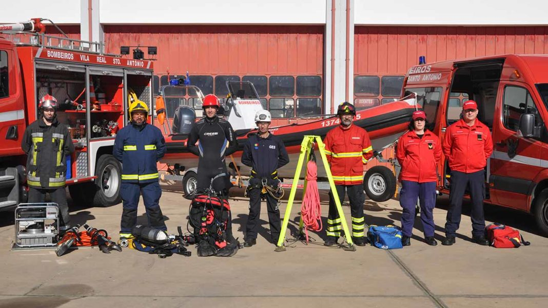 Bombeiros Voluntários de VRSA