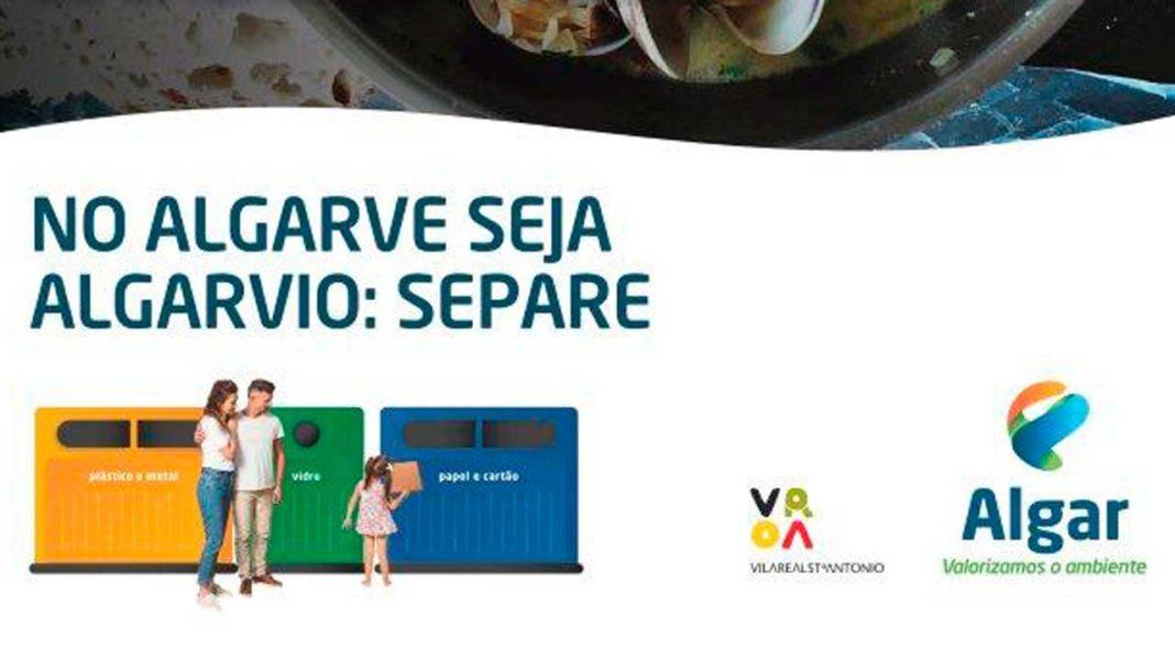Reciclagem VRSA Algar