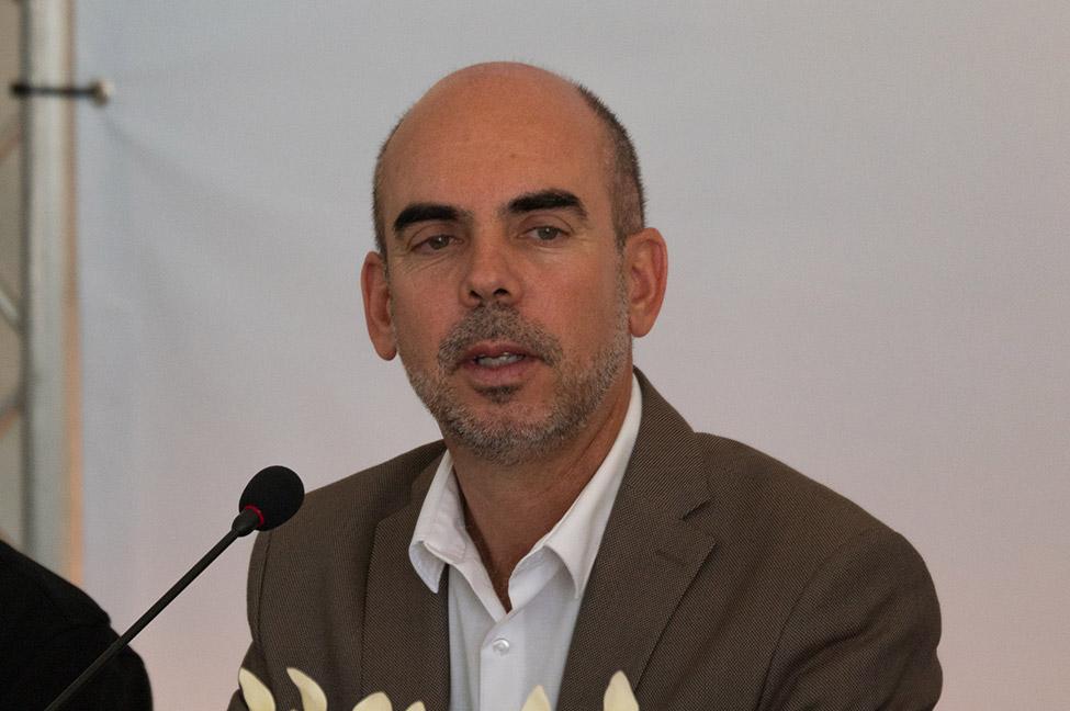 Luís Encarnação, presidente da Câmara Municipal de Lagoa