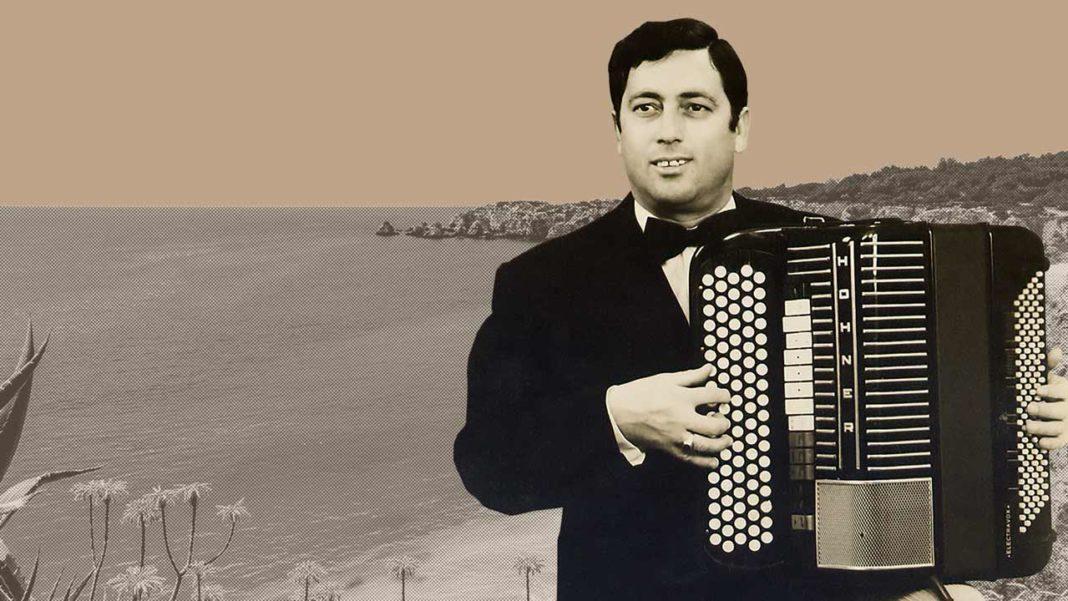 Acordeonista João César