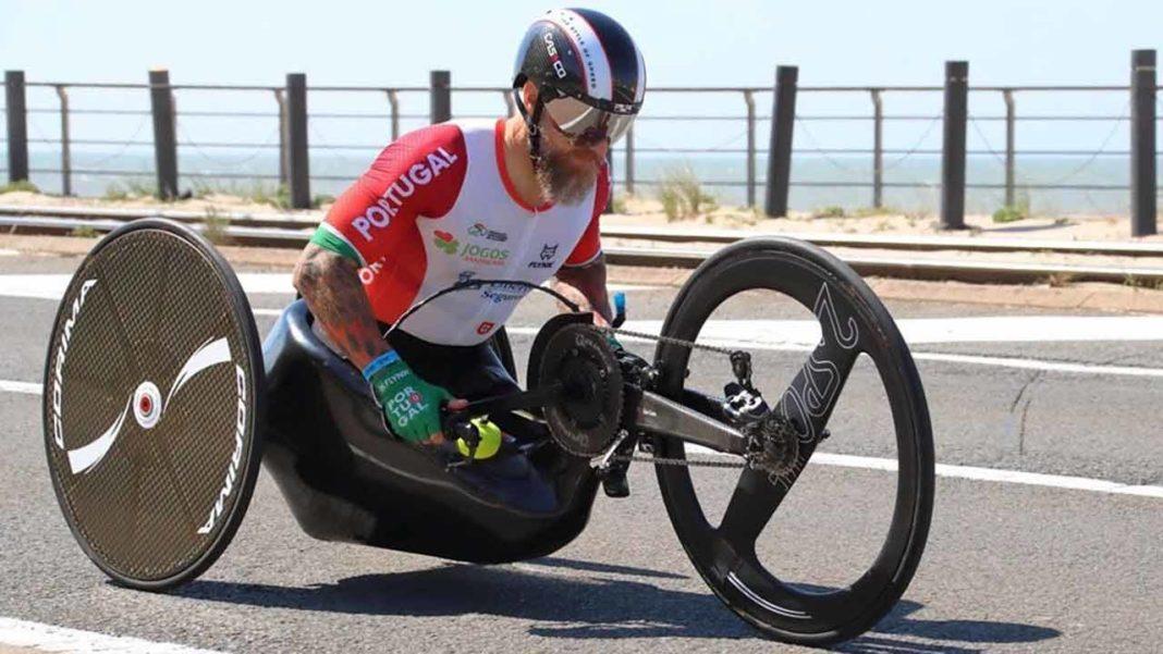 Luís Costa: a imagem de Portugal no paraciclismo não pode parar