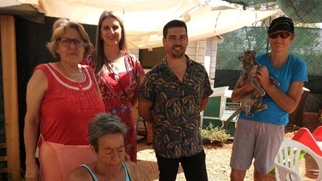 PAN Algarve visita a Associação de Defesa dos Animais e Plantas de Olhão
