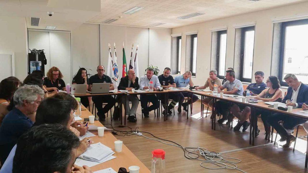 Loulé reúne Proteção Civil no âmbito da Situação de Alerta