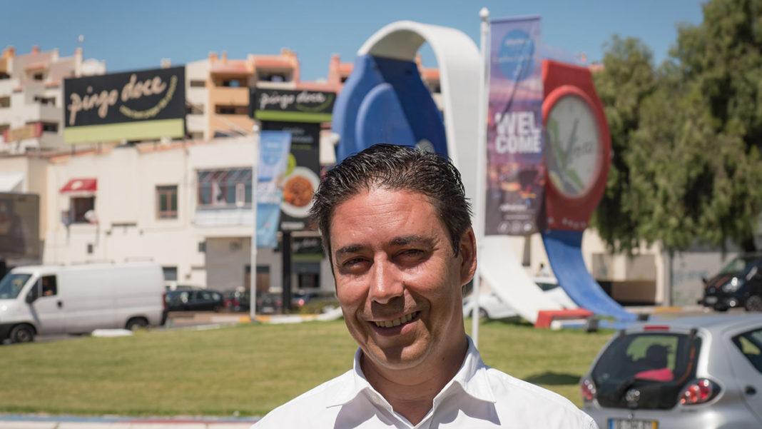 Albufeira e o Algarve segundo Sérgio Brito