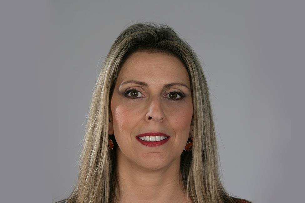 Susana Santos, membro da Comissão Política Nacional do PAN e da Comissaria Política Distrital de Faro