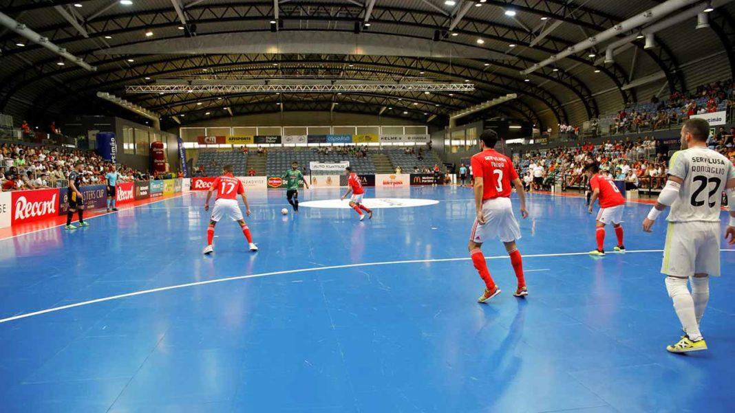 Gira MegaCrack abre apetite para International Masters Futsal em Portimão