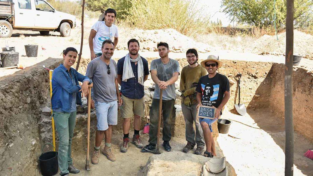 Balsa: arqueólogos satisfeitos com primeira campanha
