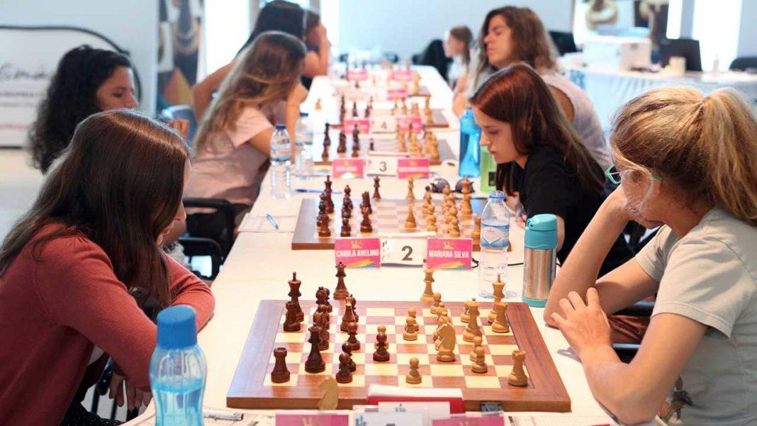 Xadrezistas de todos os níveis decidem títulos nacionais em Portimão
