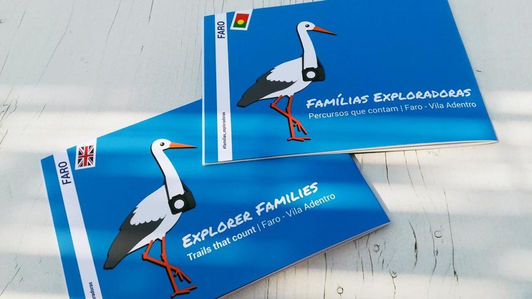 «Percursos que Contam» convidam as famílias a explorarem a Cidade Velha de Faro no próximo sábado no âmbito da Semana Europeia da Mobilidade
