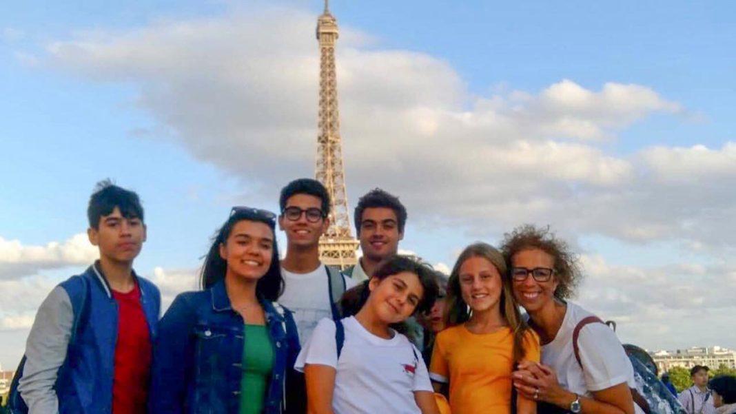 Melhores alunos de São Brás de Alportel viajaram a Paris