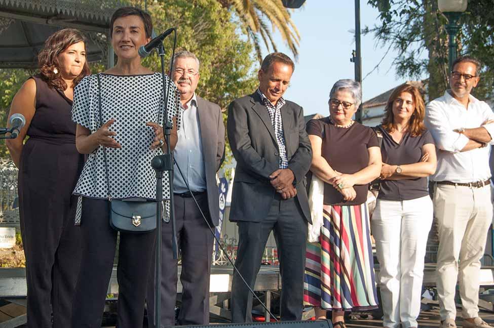Maria do Céu Albuquerque quer melhores condições de vida, trabalho e turismo no Algarve