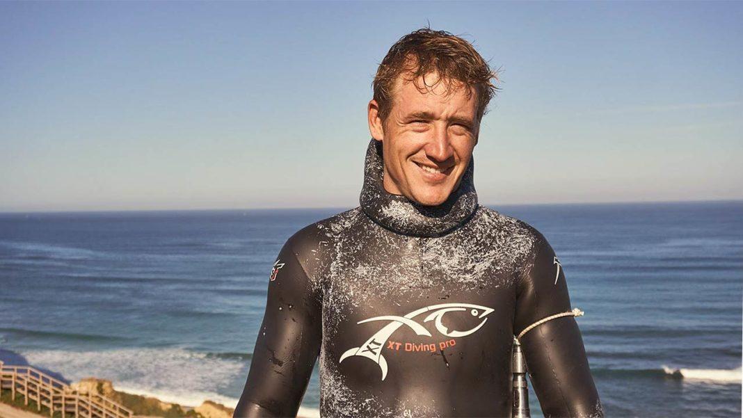 Naval de Portimão lamenta morte do atleta luso-alemão Matthias Sandeck