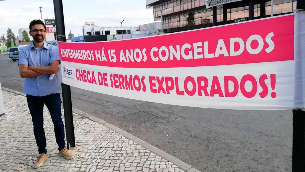 Sindicato dos Enfermeiros Portugueses (SEP) congratula-se por ter chegado a entendimento com a Administração Regional de Saúde (ARS) do Algarve.