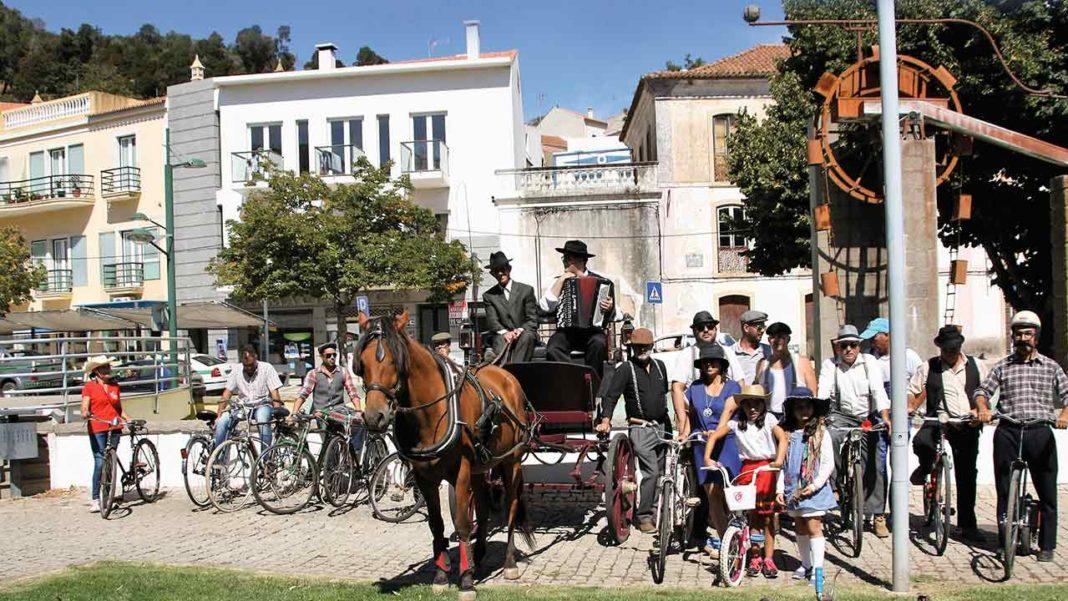 Bicicletas «pasteleiras» passeiam amanhã em Monchique