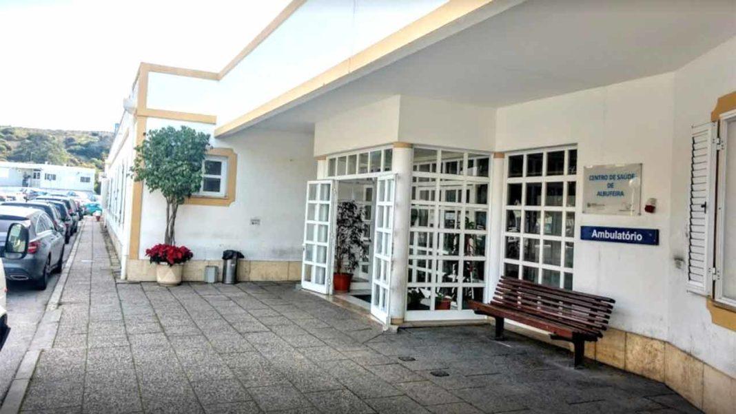 USF Sol Nascente em Albufeira sem ar condicionado