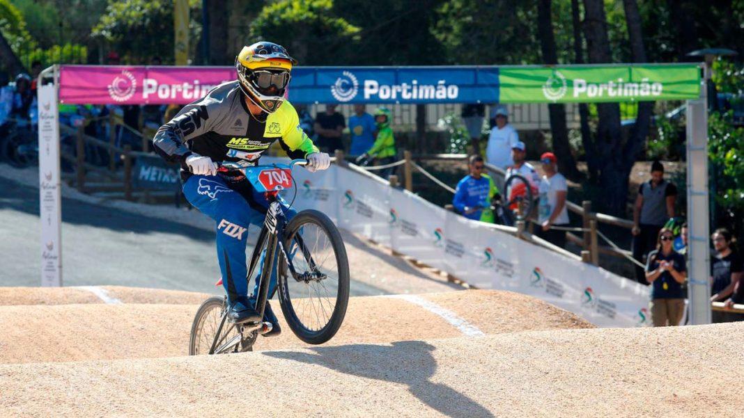 BMX na Cidade Europeia do Desporto