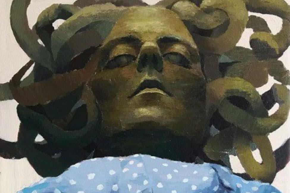 elo terceiro ano consecutivo, a associação Artadentro inaugura um ciclo de arte contemporânea no Museu Municipal de Faro sob o título Preces para afugentar tempestades, insectos malignos, etc. Primeira exposição chama-se «A Persistência da Pintura» e reúne obras de quatro cinco jovens pintoras da vizinha Andaluzia, Espanha.