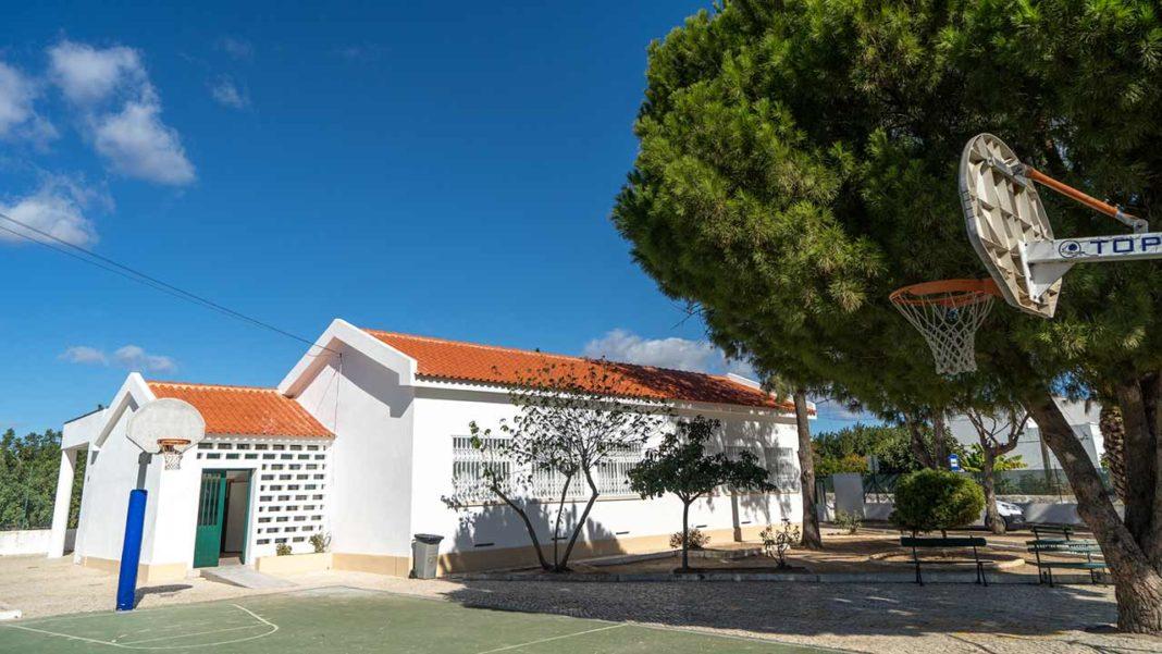 Olhão requalifica Escola EB1 de Brancanes com proteção antissísmica