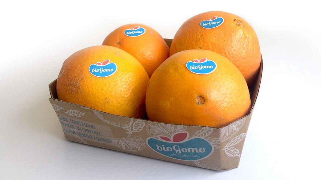 Frusoal quer exportar laranja biológica Biogomo para a Escandinávia
